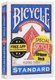 Карты Bicycle Stripper Deck Blue 1014830