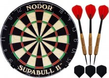 Комплект для игры в Дартс Nodor Basic darts2