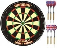 Комплект для игры в Дартс Winmau Family Dart Game darts31
