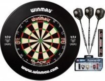 Комплект для игры в Дартс Winmau Champion Plus darts33