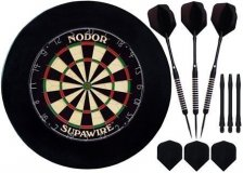 Комплект для игры в Дартс Nodor Black darts6