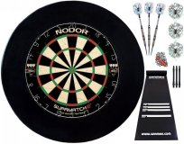 Комплект для игры в Дартс Nodor Professional plus darts7