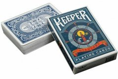 Карты Ellusionist Keepers Blue ELL34